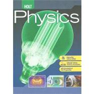 Holt Physics by Serway, Raymond A.; Faughn, Jerry S., 9780030368165