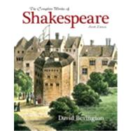 Complete Works Shakespeare&Screeng Shakespe by Bevington, 9780205768165