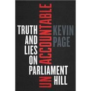 Unaccountable by Page, Kevin, 9780670068166