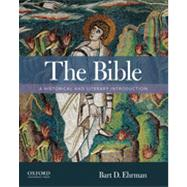The Bible A Historical and Literary Introduction by Ehrman, Bart D., 9780195308167