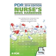 PDR Nurse's Drug Handbook by Unknown, 9781563638169