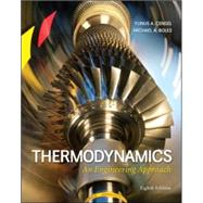 Thermodynamics: An Engineering Approach by Cengel, Yunus; Boles, Michael, 9780073398174