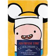 Adventure Time Notebook Set: Gender Swap (Set of 3) by Cartoon Network, 9781419718175