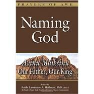 The Naming of God: Avinu Malkenu--our Father, Our King by Hoffman, Lawrence A., Ph.D., 9781580238175