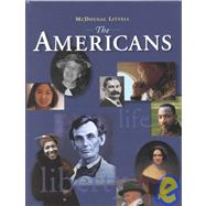 The Americans by Danzer, Gerald A., 9780618108176