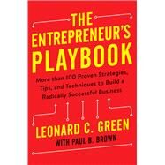 The Entrepreneur's Playbook by Green, Leonard C.; Brown, Paul B. (CON), 9780814438176