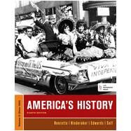 America's History, Volume II by Henretta, James A.; Hinderaker, Eric; Edwards, Rebecca; Self, Robert O., 9781457628177