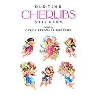 Old-Time Cherubs Stickers by Carol Belanger Grafton, 9780486288178