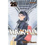 Haikyu!! 26 by Furudate, Haruichi, 9781421598178