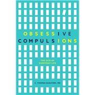 Obsessive Compulsions by Gualtieri, C. Thomas, M.D., 9781785928178