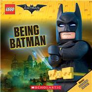 Being Batman (The LEGO Batman Movie: 8x8) by Petranek, Michael, 9781338118179