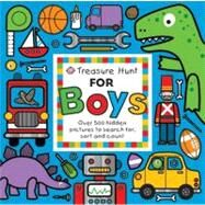 Treasure Hunt for Boys by Priddy, Roger, 9780312508180