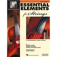 Essential Elements 2000 for Strings: Viola Book One by David, M. Brewster, 9780634038181
