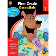 First Grade Essentials by Thinking Kids; Carson-Dellosa Publishing Company, Inc., 9781483838182