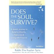 Does the Soul Survive?: A Jewish Journey to Belief in Afterlife, Past Lives & Living With Purpose by Spitz, Elie Kaplan, 9781580238182
