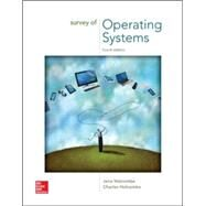 Survey of Operating Systems by Holcombe, Jane; Holcombe, Charles, 9780073518183