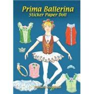 Prima Ballerina Sticker Paper Doll by Steadman, Barbara, 9780486448183