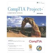 CompTIA Project+ Certification, 2009 Edition + Certblaster, Student Manual by Axzo Press, 9781426018183