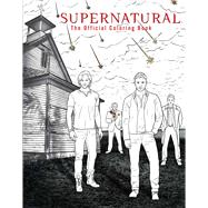 Supernatural: The Official Coloring Book by Insight Editions, 9781608878185