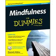 Mindfulness for Dummies by Alidina, Shamash, 9781118868188