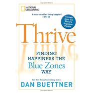 Thrive by Buettner, Dan, 9781426208188
