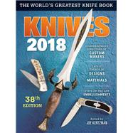 Knives 2018 by Kertzman, Joe, 9781440248191