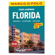 Marco Polo Travel Handbook Florida by Scherm, Inge; Bickel, Annette; Linde, Helmut; Mecke, Andrea; Pinck, Axel, 9783829768191