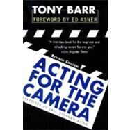 Acting for the Camera by Barr, Tony, 9780060928193