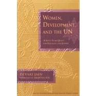 Women, Development, And The Un by Jain, Devaki, 9780253218193
