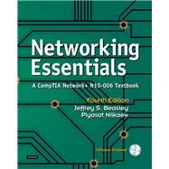 Networking Essentials A CompTIA Network+ N10-006 Textbook by Beasley, Jeffrey S.; Nilkaew, Piyasat, 9780789758194