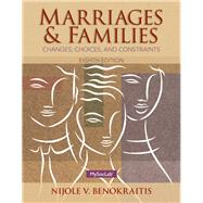 Marriages and Families by Benokraitis, Nijole V., 9780205918195