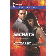 Secrets by Eden, Cynthia, 9780373698196