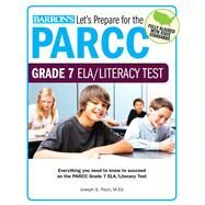 Let's Prepare for the Parcc Grade 7 Ela Test by Pizzo, Joseph, 9781438008196