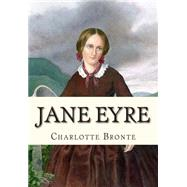 Jane Eyre by Charlotte Bronte, 9781503278196