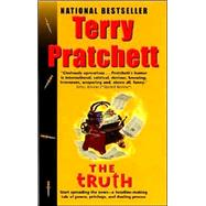 Truth by Pratchett Terry, 9780380818198
