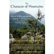The Character of Mountains by O'haynes, Delilah F., 9780977928200