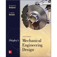 Shigley's Mechanical Engineering Design by Budynas, Richard; Nisbett, Keith, 9780073398204