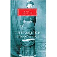 The Age of Innocence by WHARTON, EDITHWASHINGTON, PETER, 9780307268204
