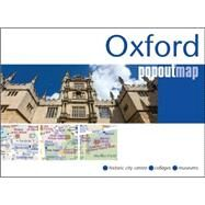 Oxford Popout Pocket Map by Popout Maps, 9781910218204