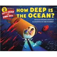 How Deep Is the Ocean? by Zoehfeld, Kathleen Weidner; Puybaret, Eric, 9780062328205