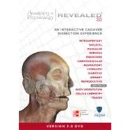 Anatomy & Physiology Revealed Version 3.0 DVD by Toledo, The University, 9780073378206