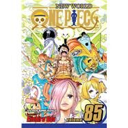 One Piece 85 by Oda, Eiichiro, 9781421598208