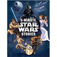 Star Wars: 5-Minute Star Wars Stories by LucasFilm Press, 9781484728208