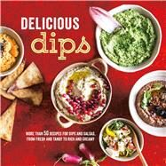 Delicious Dips by Ryland Peters & Small, 9781849758208