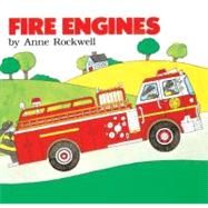 Fire Engines by Rockwell, A., 9780785708209