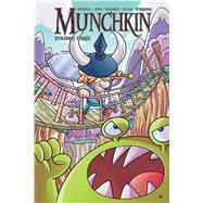 Munchkin 3 by Siddell, Thomas; Fridolfs, Derek; Mcginty, Ian; Sygh, Rian; Games, Steve Jackson (CRT), 9781608868209
