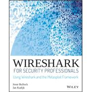 Wireshark for Security Professionals by Bullock, Jessey; Parker, Jeff T., 9781118918210
