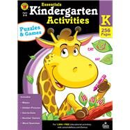 Incredible Kindergarten Activities by Thinking Kids; Carson-Dellosa Publishing Company, Inc., 9781483838212