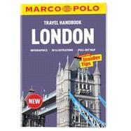 Marco Polo Travel Handbook London by Eisenschmid, Rainer; Becker, Kathleen; Sykes, John; Blattner, Eva-Maria, Dr.; Hachfield, Maike, 9783829768214