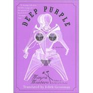 Deep Purple : A Novel by Montero, Mayra, 9780060938215